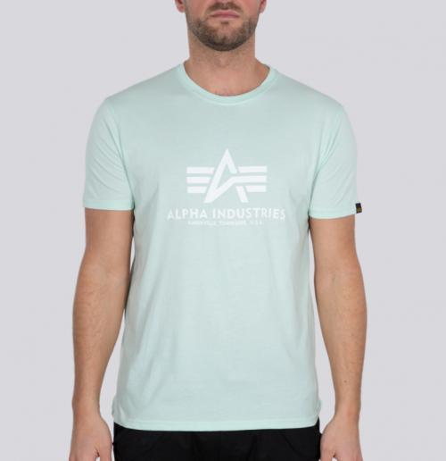 Alpha Industries Basic T-Shirt Mint