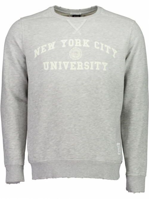 Better Rich The College Sweat Patch Stone