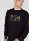 Preview: Alpha Industries Camo Print Sweat