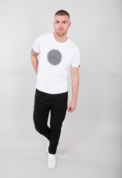 Alpha Industries Hologram T White