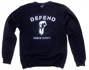 Defend Sweatshirt Human Rights