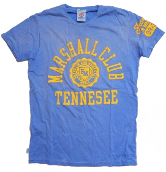 Franklin & Marshall T-Shirt St. Louis Blue