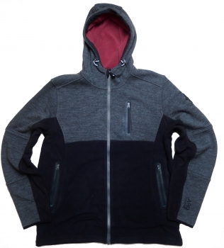 Arqueonautas Fleece Jacke