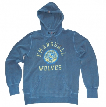 Franklin & Marshall Hoodie True Royal