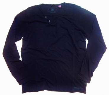 Dstrezzed Langarm Shirt Black
