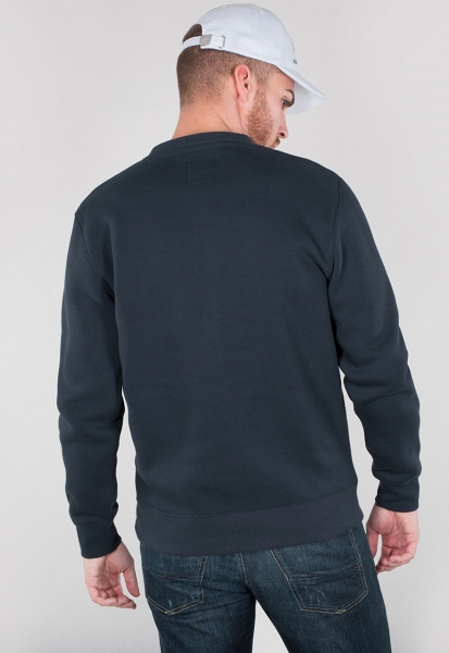 Alpha Industries Basic Sweater New Navy