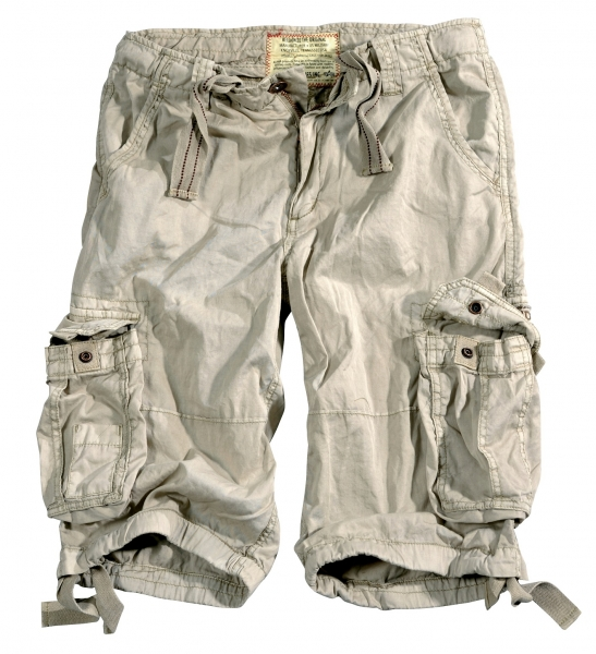 Alpha Industries Jet Short Bone White