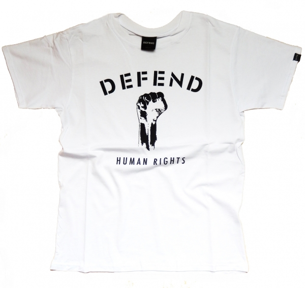 Defend T-Shirt Human Rights
