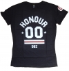 Death by Zero T-Shirt Honour 00 Black
